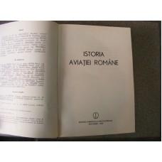 Istoria aviației române