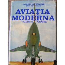 Aviația modernă