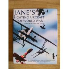Primul Razboi Mondial - Lupte aeriene